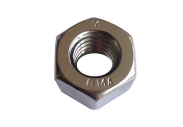Stainless steel nut-8MA