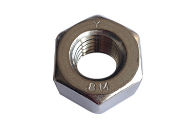 Stainless steel nut-8M